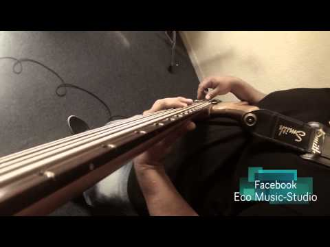 By the way- RHCP (Bass Cover by Rich Rodriguez)