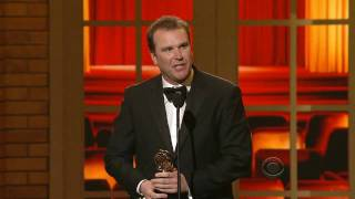 Tony Awards 2010: Douglas Hodge Speech