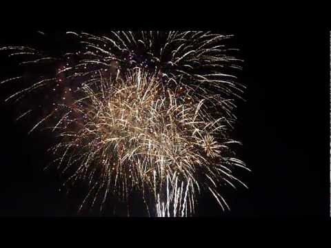 Lyndonville, NY Fourth of July Fireworks Finale