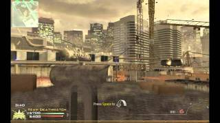 MW2 No scope headshot 2