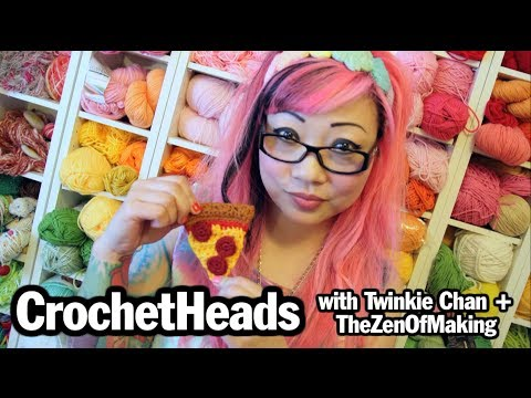 Crochet Basics with Twinkie Chan + Haley, TH 3.5
