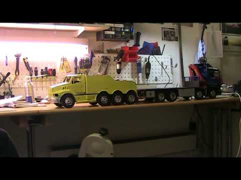 Tow Trucks in Action rc Tow Truck in Action