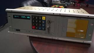 Watkins Johnson WJ-988 Temperature Controller WJ Part 968233 refurbishment