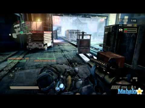 Killzone 3 Multiplayer Beta Medic