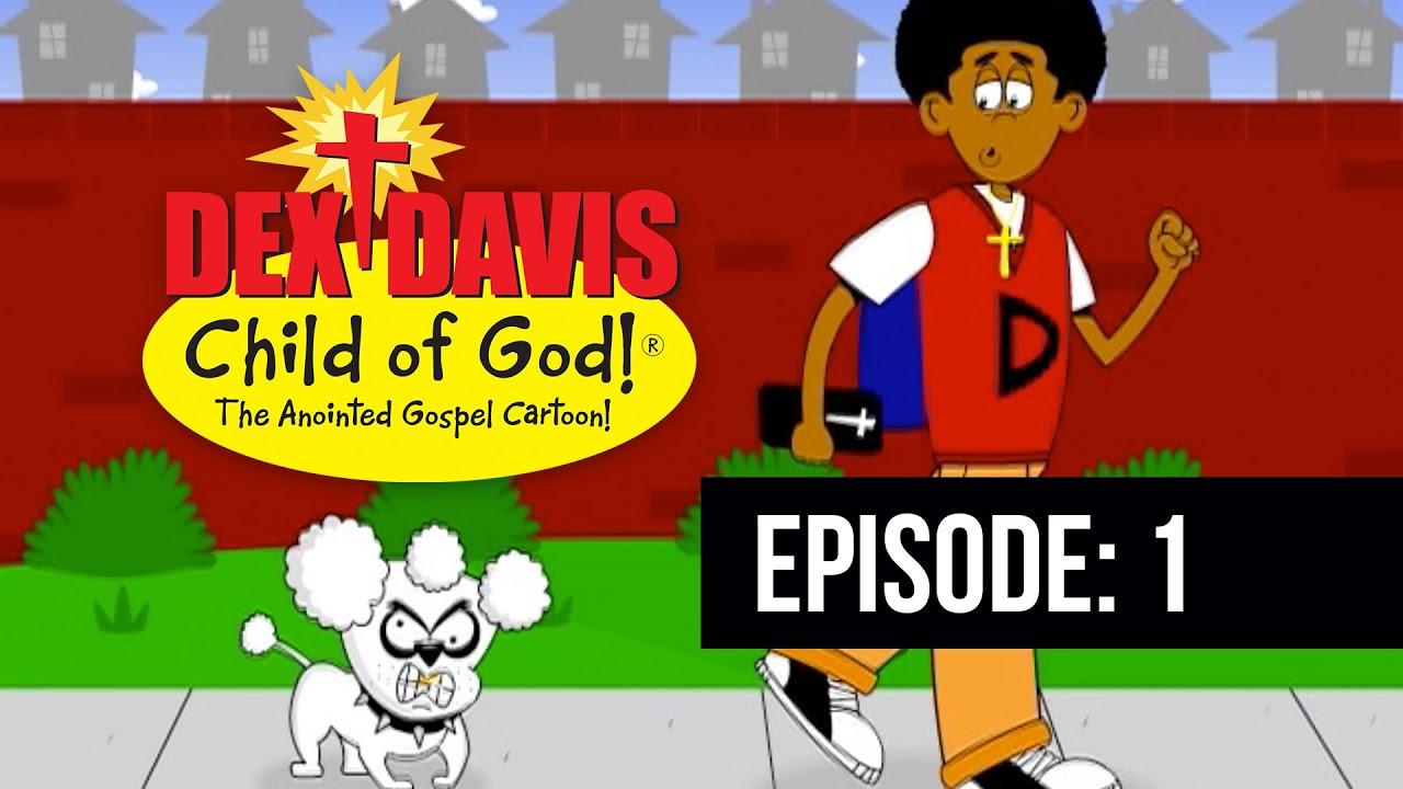 Dex Davis Christian Cartoon