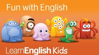 Games for kids learning english- ABC