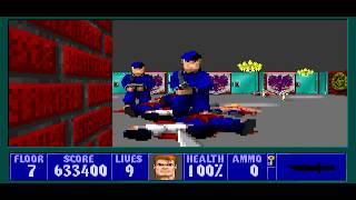 Wolfenstein 3D - Episode 5 Part 3