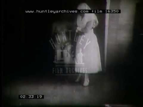 Three muscular diseases - myopathy, myathesia gravis and probably tetanus.  Film 16350