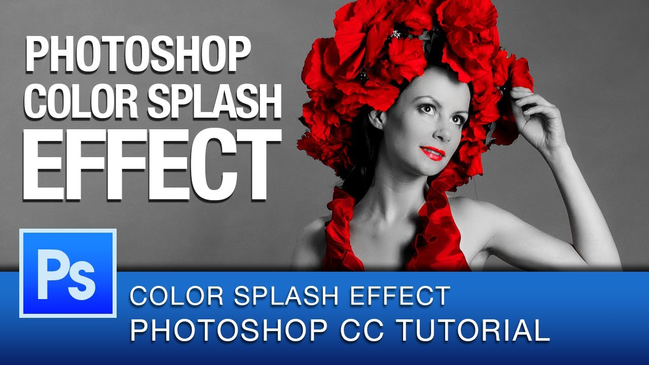 Color Splatter Photoshop Photoshop Color Splash Effect