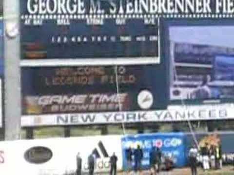 Legends Field Renamed George M Steinbrenner Field