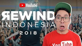 Youtube Rewind INDONESIA 2018 - Rise REACT !