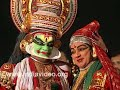 Kathakali performance Onam Video...