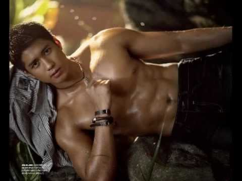 Asian Men: Ten Hot Filipino Models of the Philippines! #It