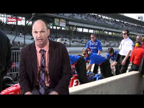 Indy 500 Time Travel. May30: Brian Stepanek
