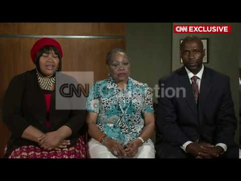 KAJIEME POWELL'S MOTHER: INJUSTICE HAS TO STOP