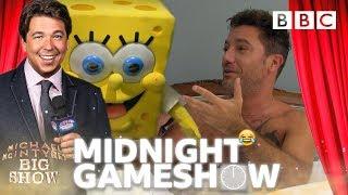 Gino D 39 Acampo Horrified By Michael And Spongebob 39 S Rude Awakening Bbc