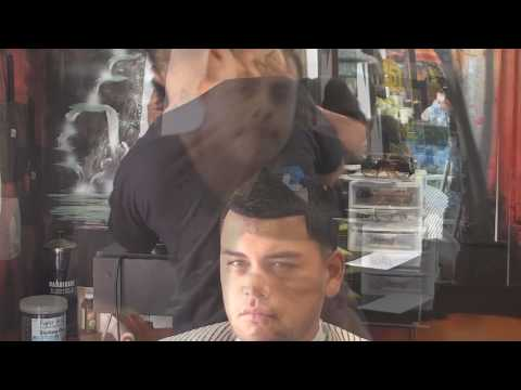 Barber Shop Full Haircut - Taper - Fade tapers - GoodFellas In Vista Ca. 514 S. Santa Fe Ave.