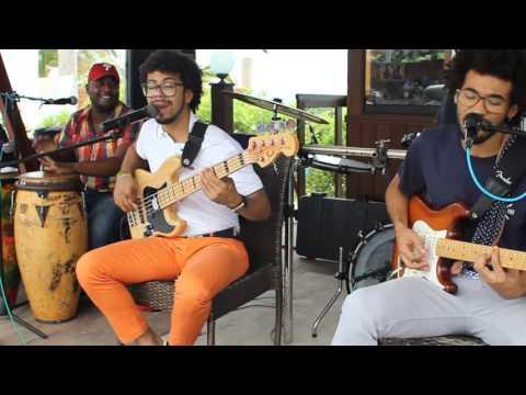 Kings Band @ Jango Veleiro Restaurant in Luanda -1