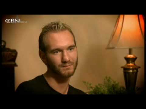 Nick Vujicic: Life Without Limbs - Cbn video