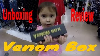 Venom TV Box UnBoxing and Review