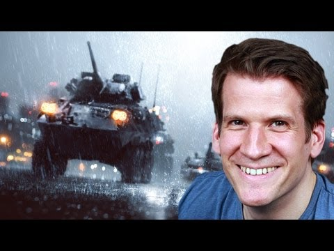 Battlefield 4 - Fabian Siegismunds Meinung zu BF4