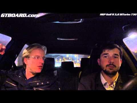 [4k] 730 HP HGP Golf R 3,6 BiTurbo owner interview