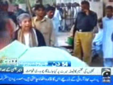 Law Abida Hussain Attacks