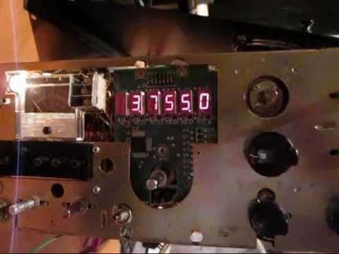 Yaesu FT-301D Alternate Display Board
