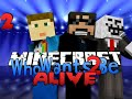 Minecraft: Who Wants To Be Alive Trivia 2 | Burning Skeletons?