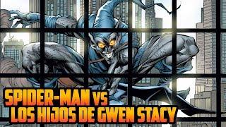 SPIDER-MAN VS LOS HIJOS DE GWEN STACY | CÓMIC NARRADO - HISTORIA COMPLETA