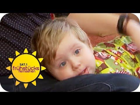 Kinder vor Tür gesetzt: Vermieter kündigt Kita | SAT.1 Frühstücksfernsehen | TV