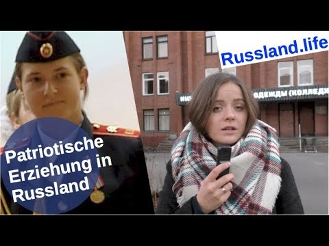 Patriotische Erziehung in Russland
