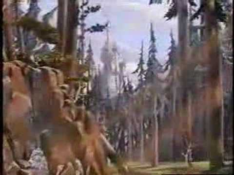 The Jungle Book Previews (1992 print)
