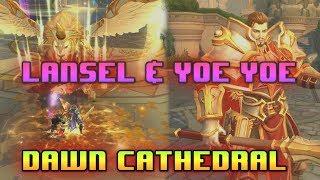 Lansel & YO YO - Dawn Cathedral - Crusaders of Light