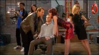 Megan Mullally and Christian Slater - Breaking In Sneak Peek