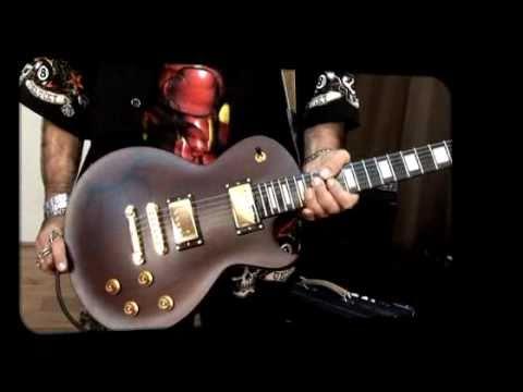 Judge Fredd & the ESP Eclipse Esa Holopainen Signature