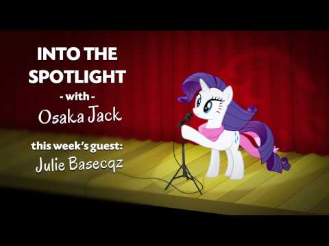 Into the Spotlight - Episode 68: Julie Basecqz