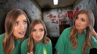 THE SCARIEST HAUNTED HOUSE ON EARTH