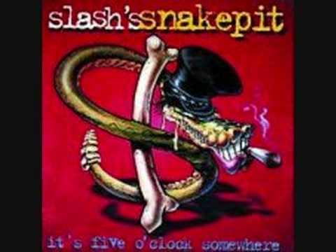 Slashs Snakepit - Jizz Da Pit