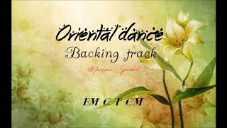 BACKING TRACK IN Bm , ORIENTAL DANCE STYLE