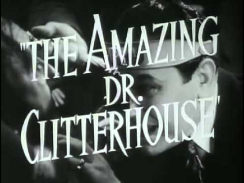 Amazing Dr. Clitterhouse is listed (or ranked) 21 on the list List of All Courtroom Movies