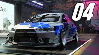 Need for Speed: Heat - Part 4 - Lancer Evo X