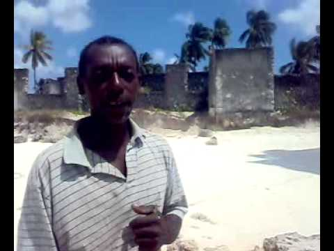 Zanzibar hit by erosions