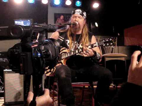 zakk Wylde Stormy Monday