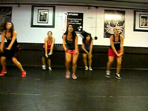 DANZA KUDURO - Choreo. by LB Kass for The Spice Workout Music Videos