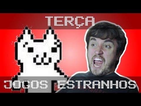 CAT MARIO!!! - Jogos Mais Estranhos do Mundo.