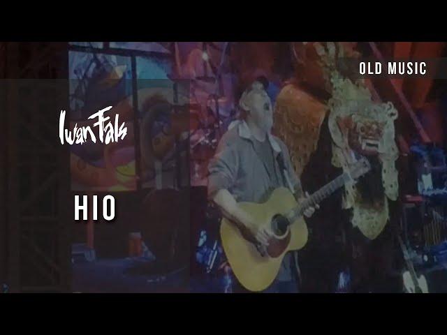 IWAN FALS - HIO (LIVE BANGLI, BALI) thumbnail