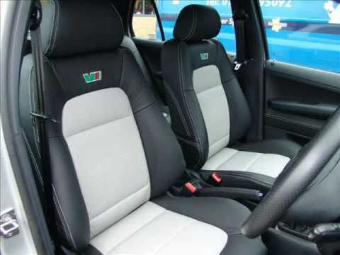 Bespoke Leather Interior For Skoda Fabia VRS By The Seat