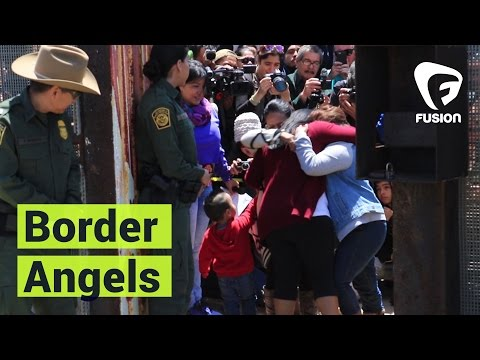 Open US-Mexico Border Reunites Immigrant Families