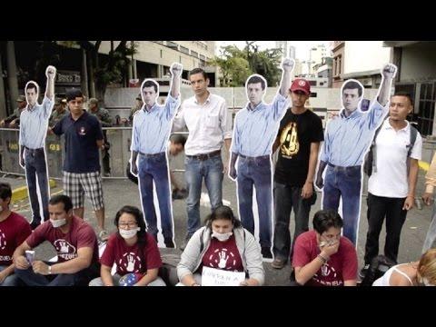 Venezuela: arranca juicio contra Leopoldo López